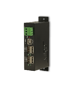 Industrieller USB 2.0 Hub mit 4 Ports