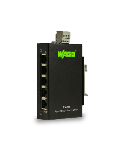 Industrial-ECO-Switch 5 Ports 100Base-TX