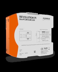 CAN-Bus expansion module for RevPi Connect