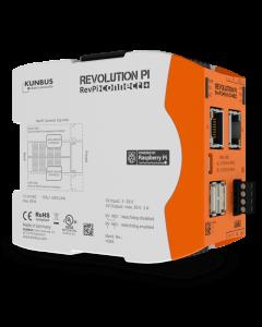 RevPi Connect+ based on Raspberry Pi CM 3+
