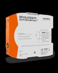 Wireless 169 MHz M-Bus expansion module for RevPi Connect