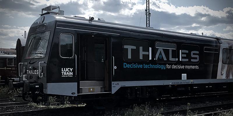 Success Story Banner - Railergy, Entwicklung autonomer Züge